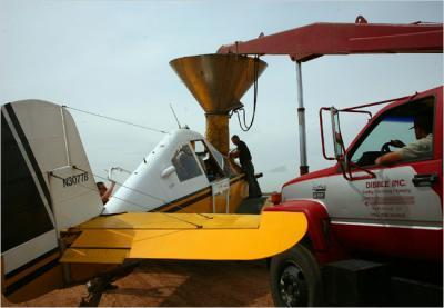 Seeding Plane